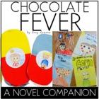 Chocolate Fever Novel Unit