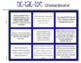 Reading Choice Board Novel Study Student Choice - Works wi