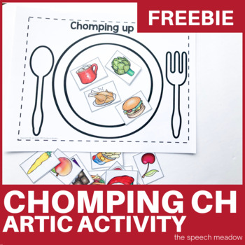 Chomping Ch: Articulation Craft