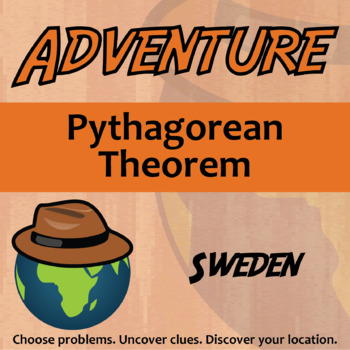 Choose Your Own Adventure -- Pythagorean Theorem -- Sweden