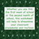 Chorus Worksheet:  Student Responsibilities, Policies and
