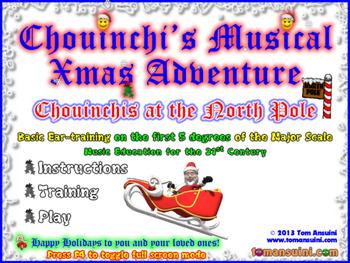 Chouinchi's Musical Xmas Adventure