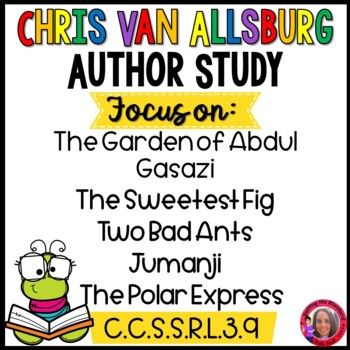 Chris Van Allsburg Author Study