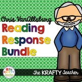 Chris VanAllsburg Reader Response Bundle CCSS Aligned