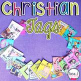 Christian Brag Tags