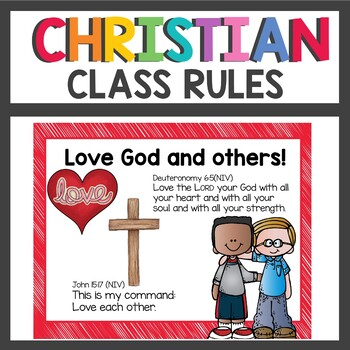 Christian Class Rules