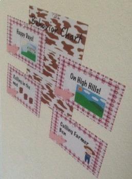 Christian Classroom Farm Theme