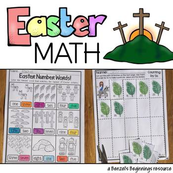 Christian Easter Math