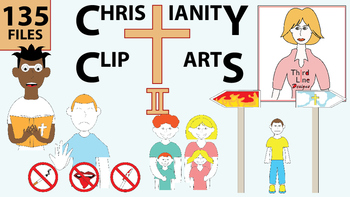 Christianity Clip Arts II