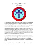 Christianity and Rationalism