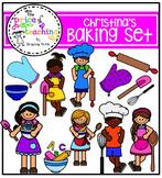 Christina's Baking Set (The Price of Teaching Clipart Set)