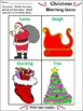 Christmas Activities: Christmas Crafts & Games Activity Packet