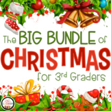 CHRISTMAS MATH | Christmas Math Worksheets | Christmas Mat