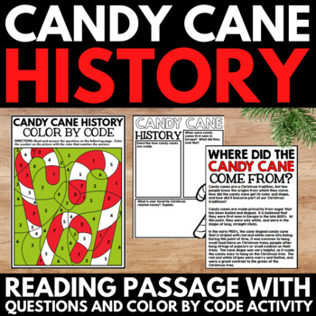 Candy Cane History - Christmas Facts and Information - Res