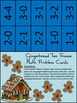 Gingerbread Activities: Gingerbread Men  Christmas Ten Fra