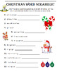 Christmas 4th Grade Mini-Bundle