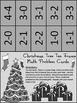 Christmas Activities: Christmas Tree Christmas Ten Frames