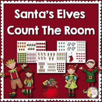 Christmas Math Activities for Kindergarten