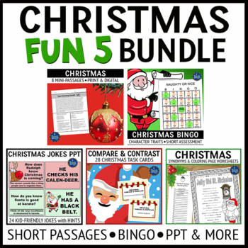 Christmas Fun Bundle