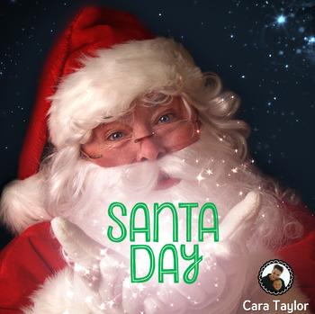 Christmas Activities  Santa Day!