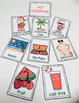 Christmas Activities with Sorting Cards