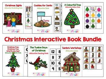 Christmas Adapted Book Bundle