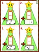 Christmas Addition Domino Math Game