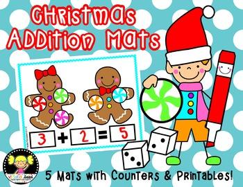 Christmas Addition Mats