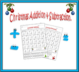 Christmas Addition & Subtraction.