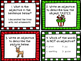 Christmas Adjective Task Cards