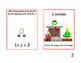 Christmas Algebra Bellringer Task Cards: Will Santa Fit?