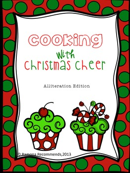 Christmas Alliteration Project