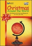 Christmas Around The World - Activities & Research for 8 -