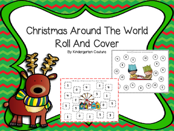 Christmas Around The World Roll and Cover