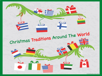 Christmas Around The World Traditions Inferencing Quicktim