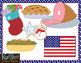 Christmas Around The World USA Clip-Art