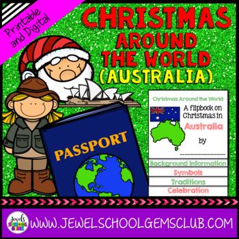 Christmas Around the World Research Activities (Christmas