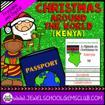 Christmas Around the World Research Activities (Christmas