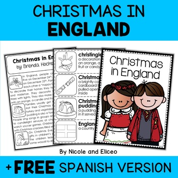 Christmas Around the World in England