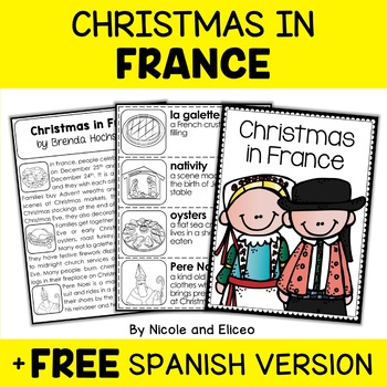 Christmas Around the World in France
