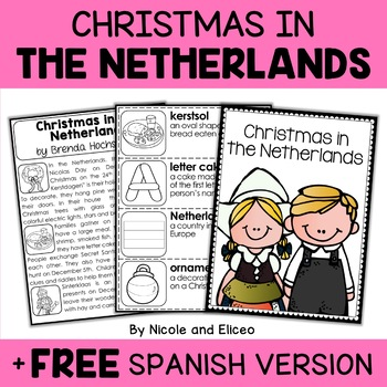 Christmas Around the World in the Netherlands