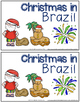 Christmas Around the World: Brazil Emergent Easy Reader an