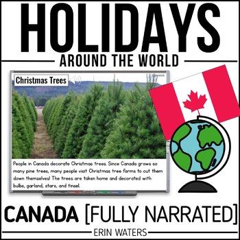 Christmas Around the World: CANADA {Powerpoint Presentation}