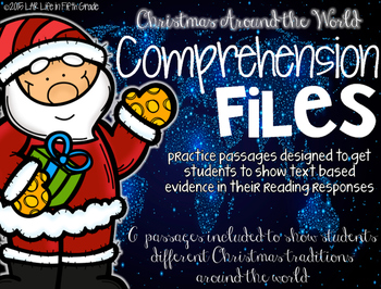Christmas Around the World Comp Files: Practice Passages f