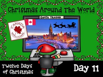 Christmas Around the World ~ Canada