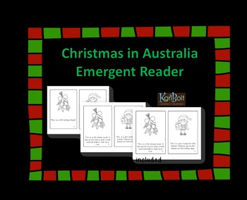 Christmas Around the World Emergent Readers