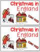 Christmas Around the World: England Emergent Easy Reader a