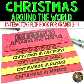 Christmas Around the World Flip Book: An Interactive Activ