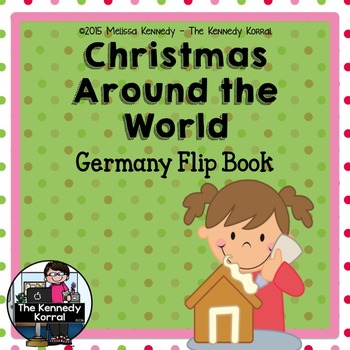 Christmas Around the World - Germany - {Flip Book}