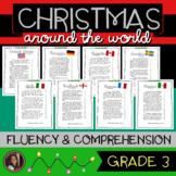 Christmas Around the World Fluency Passages & Comprehensio